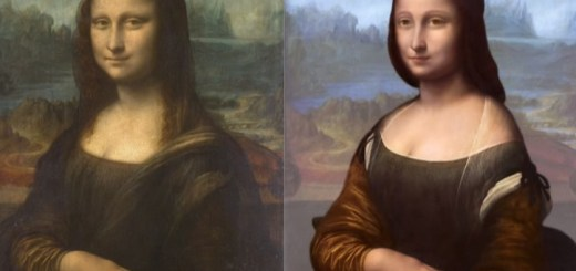 Another mystery surrounding Da Vinci's Mona Lisa surfaces! A scientist says that there is a hidden portrait behind the original