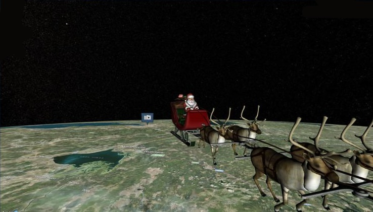 History of NORAD Santa Tracker