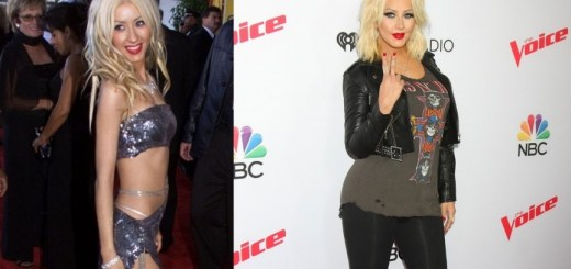 Rare cases of celebrity weight gains that made them look hotter than ever