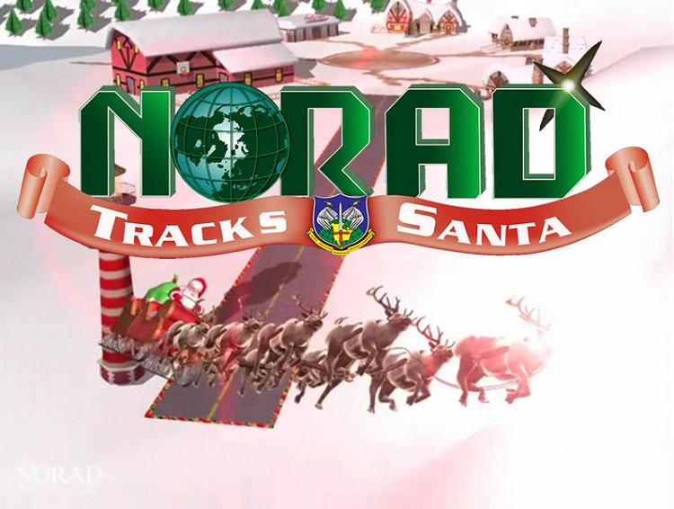 What is the NORAD Santa Tracker?