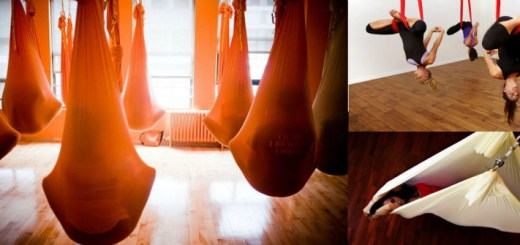 13 Health benefits of aerial yoga which will make you fall in love with the