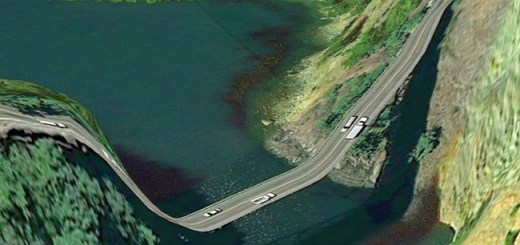 Be warned! These are the 10 most dangerous roads in the world