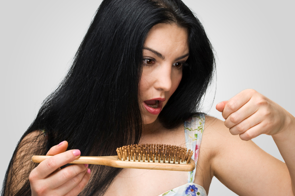 Excess Loss Of Hair