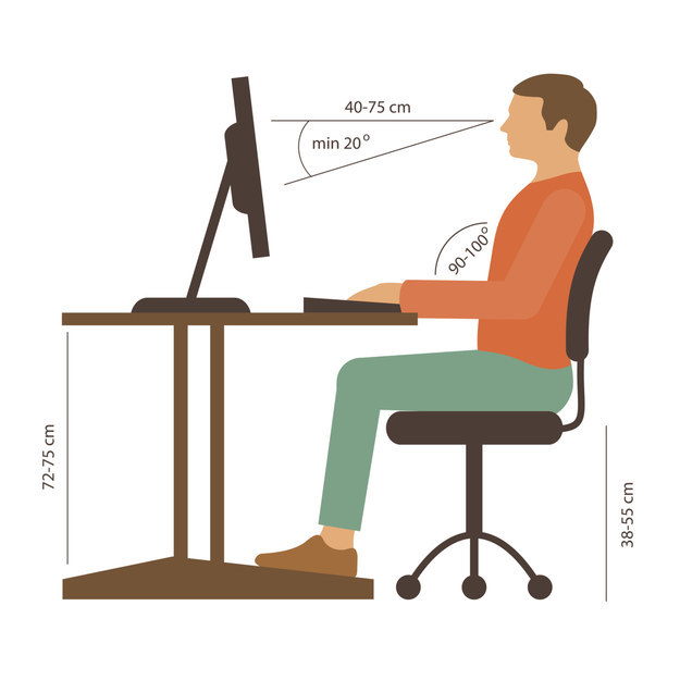 Keep a check on your Posture