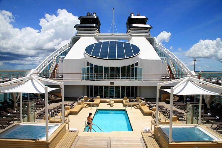 Seabourn'sSeabourn Quest