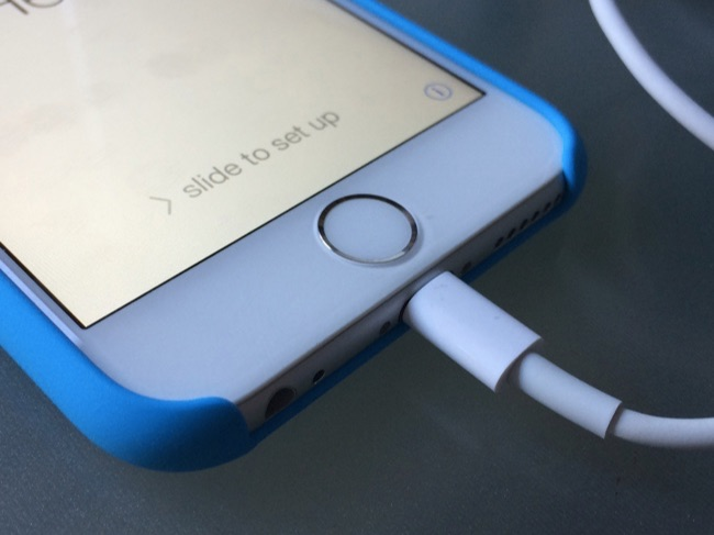 Take Your iPhone Case off When Charging