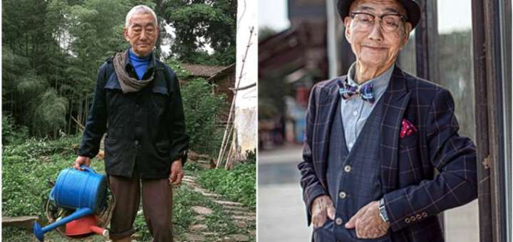 Tale of the coolest grandpa you have ever known