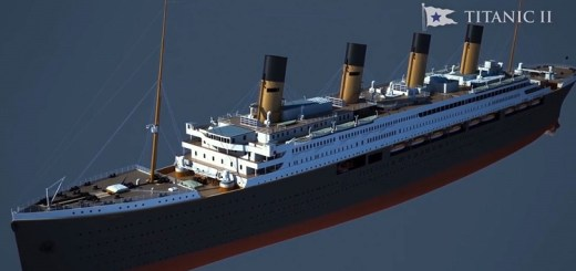 Titanic Replica is all set to sail in 2018!