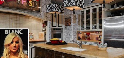 Top celebrity kitchens we are swooning over