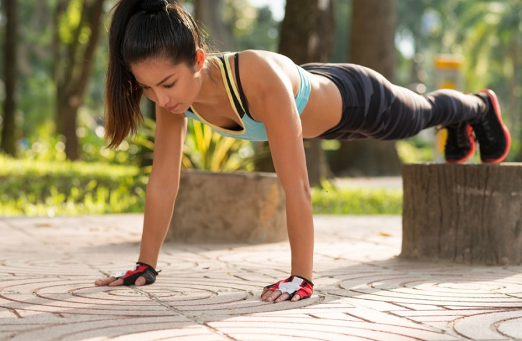 What do you know about the plank exercise?