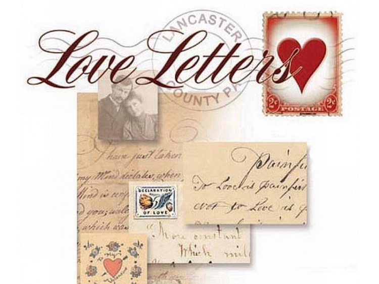 Write a traditional love letter