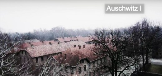 A Drone flew over Auschwitz and captured this chilling reality!