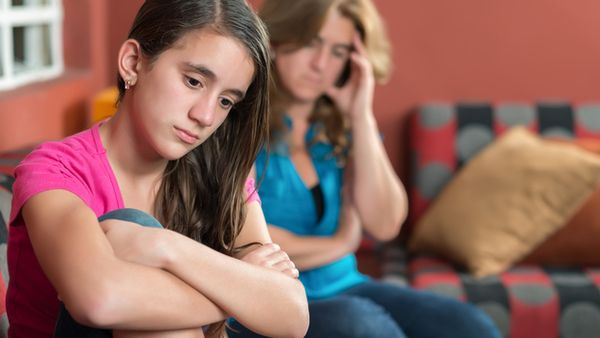Are you worried about your teen's sudden change in behavior?