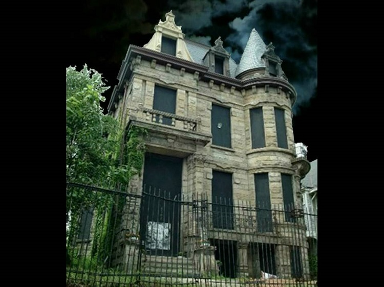 Franklin Caste Is Till Today Ohio's Most Haunted House