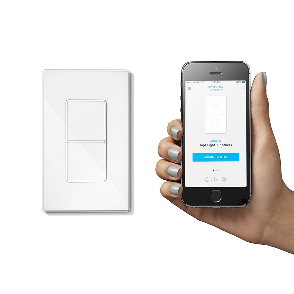 Tapt: A smart switch