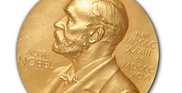The Nobel prizes of German physicist