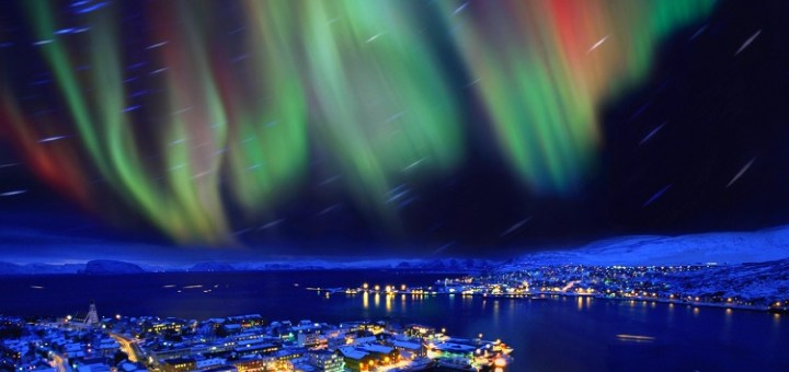 The amazing Aurora Borealis /Northern lights - Nature's most spectacular light show on earth