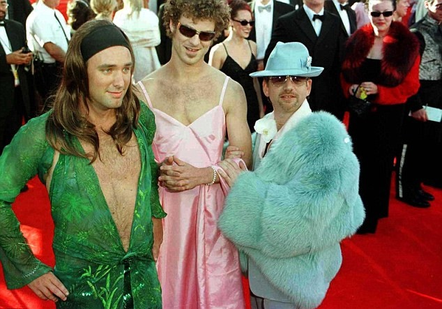 When South Park creators exchanged outfits