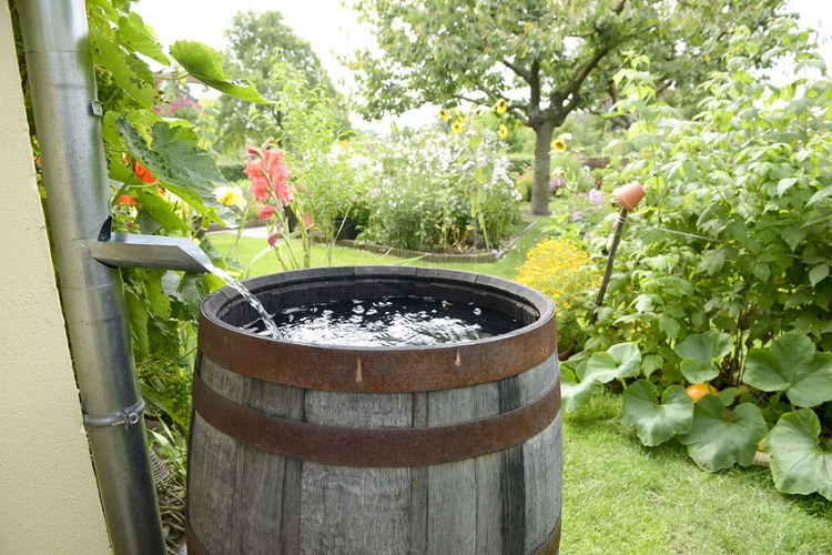 Make your own water barrel
