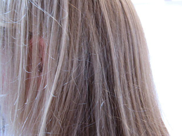 Restores the natural color of your hair
