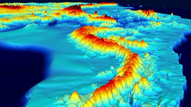 Scientists believe several geographical mysteries lay hidden bath Antarctica