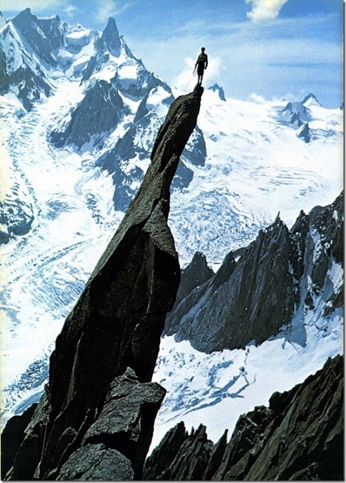 The dangerous climbing expedition by John Roberts