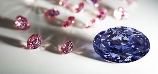 An incredibly rare violet Diamond discovered In Australia may be worth millions