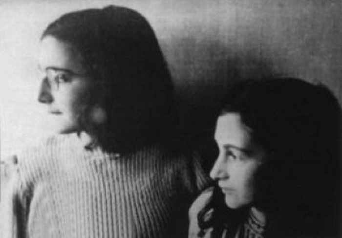 Anne Frank last image before death