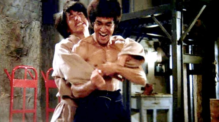 Bruce Lee Was Accidently Injured By Bruce Lee with a Nun Chuck
