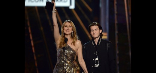 Celine Dion's acceptance speech at the billboard awards moves audience to tears