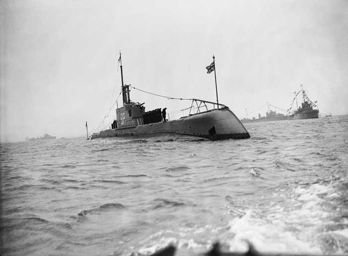 The P311 Sank Before It Could Be Named
