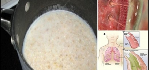 This simple drink will clear mucus from your lungs and give an instant boost to your immune system
