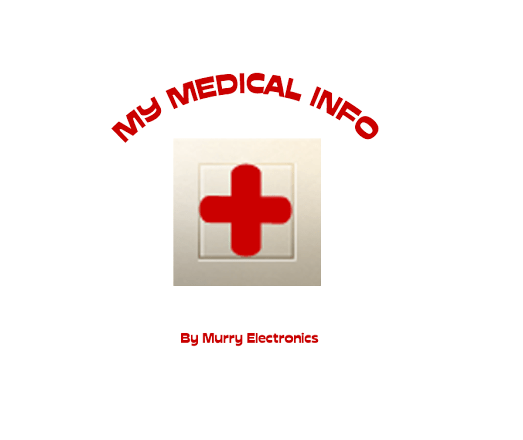 carry a list of important medical information