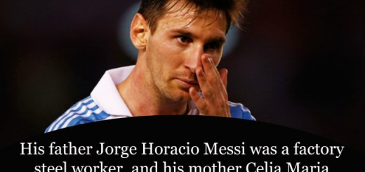 10 Amazing facts about one of the Best Footballers of all time Lionel Andres Messi you never knew