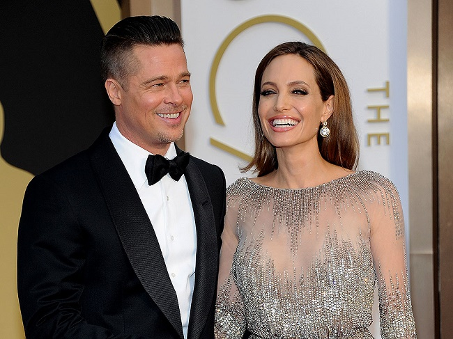 Brad Pitt's words about Angelina Jolie