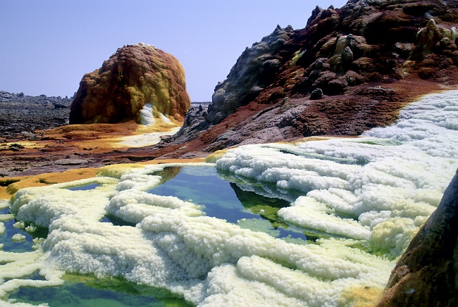 Danakil depression facts