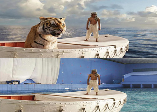 Life of Pi – Sailing
