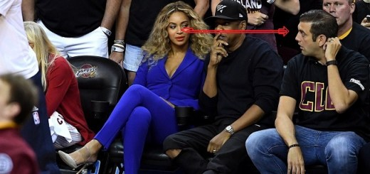This guy eye contacted with Beyonce and you wont believe what happened next!