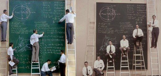 This old photo of NASA scientists is going insanely viral know why