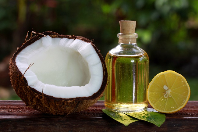 ways coconut oil can be used to look younger