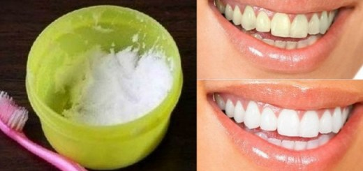 Amazing natural remedy to get dazzling White Teeth in just 3 minutes