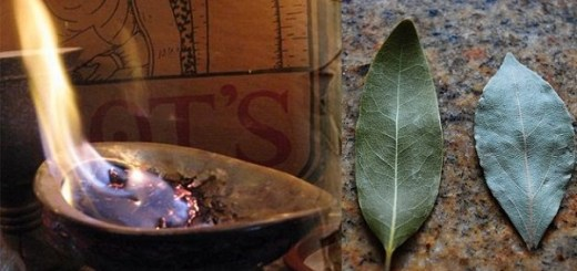 You should burn a bay leaf in your house for this one particular reason
