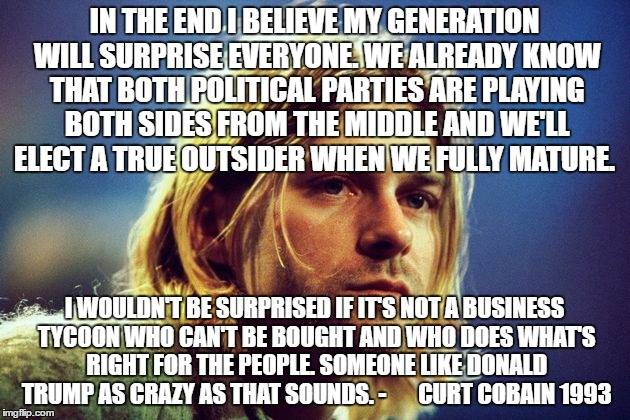 Kurt Cobain Prediction
