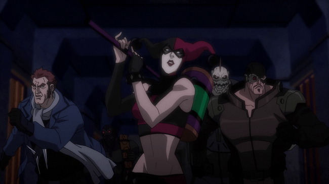Subject the suicide squad task force posting