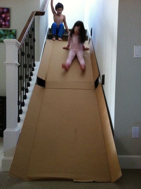 Convert your home to a playground