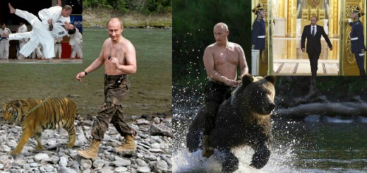 8 Mind blowing facts about the richest leader of the world – Vladimir Putin