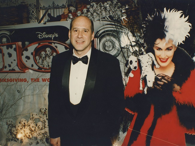 Disney even fired the man who purchased the script
