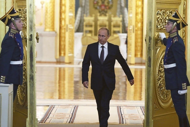 Putin's Personal Wealth