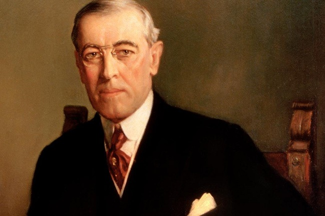 Woodrow Wilson Was A Ph.D