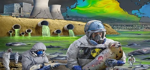 You won't believe what's happening at the Fukushima power plant. Absolutely shocking